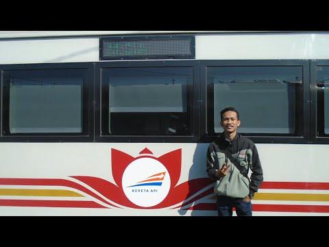 Trip Report : Naik Kereta api Tambahan Premium