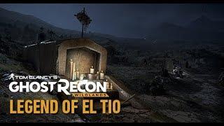 Ghost Recon Wildlands how to unlock El Tio Mask