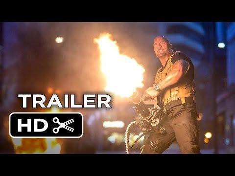 Furious 7 TRAILER 1 (2015) - Dwayne Johnson, Vin Diesel Movie HD