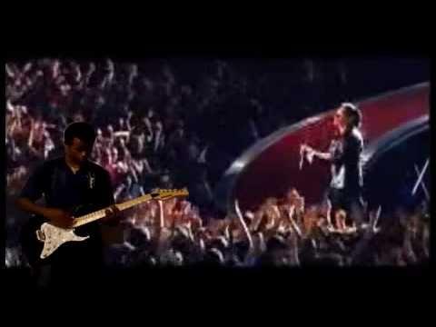 U2 sunday bloody sunday guitar cover