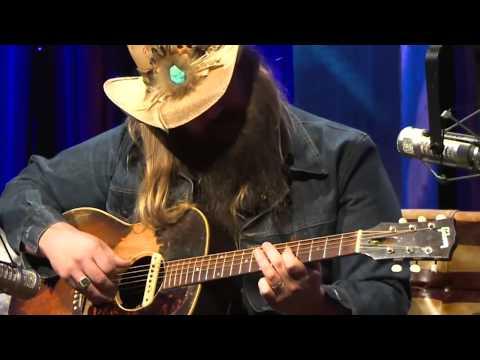 Chris Stapleton - Whiskey and you acoustic