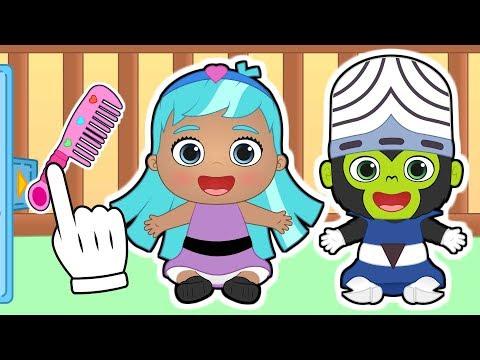 ? BEBÉ LILY ? Lily se transforma en BLISS, la nueva Supernena | Juegos y dibujos animados