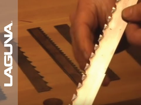 Laguna Tools - Choosing a Bandsaw Blade