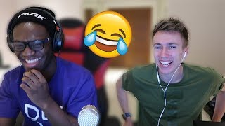 TRY NOT TO LAUGH WITH MINIMINTER