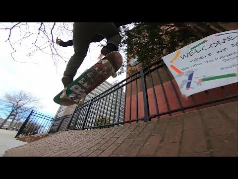 Skate All Cities – GoPro Vlog Series #072 / For The Children