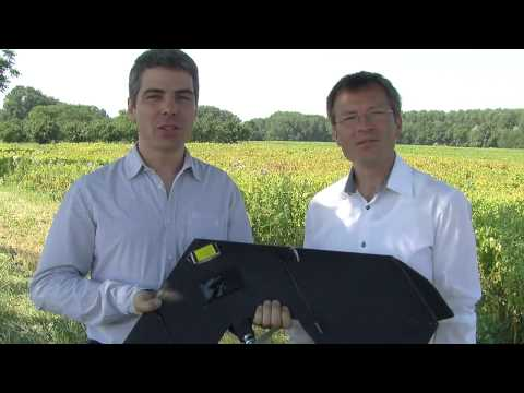 EPFL start-ups senseFly and Pix4D get investments from French group