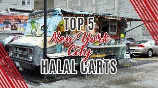 The Top 5 New York City Halal Carts