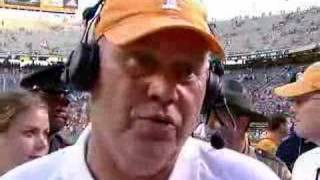 Fulmer, Foster On Victory