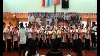 SCC Choir Competition 2010 - Heal The World