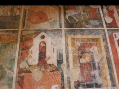 Chiesa di San Nicola San Vittore Del Lazio San Vittore Affreschi Chiesa