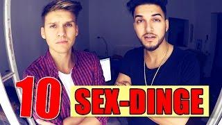 10 Dinge die DU wissen musst beim SEX!!!