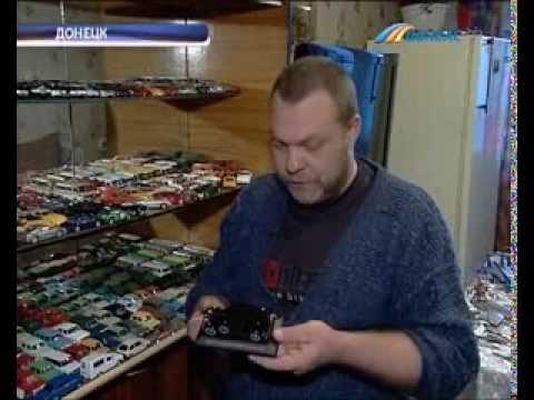 Дончанин собрал огромную коллекцию копий знаменитых машин и самолетов