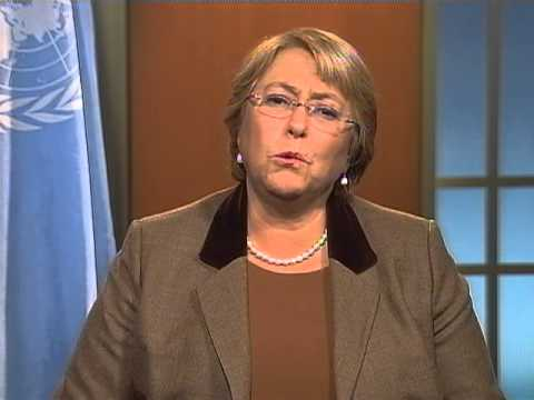 Da Internacional de la Mujer - Mensaje de Michelle Bachelet, Directora Ejecutiva de ONU Mujeres