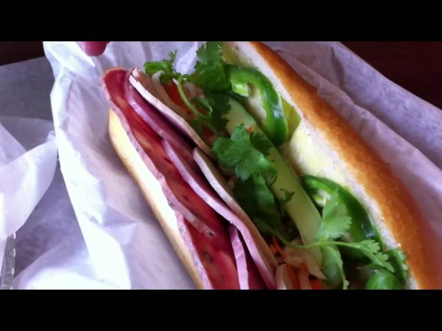 Something You Should Eat: Banh Mi from Nhu Lan Bakery