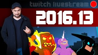 Livestream 2016 #13 - mit Gronkh, Dead Effect 2, Portal Knights, Speed Runners