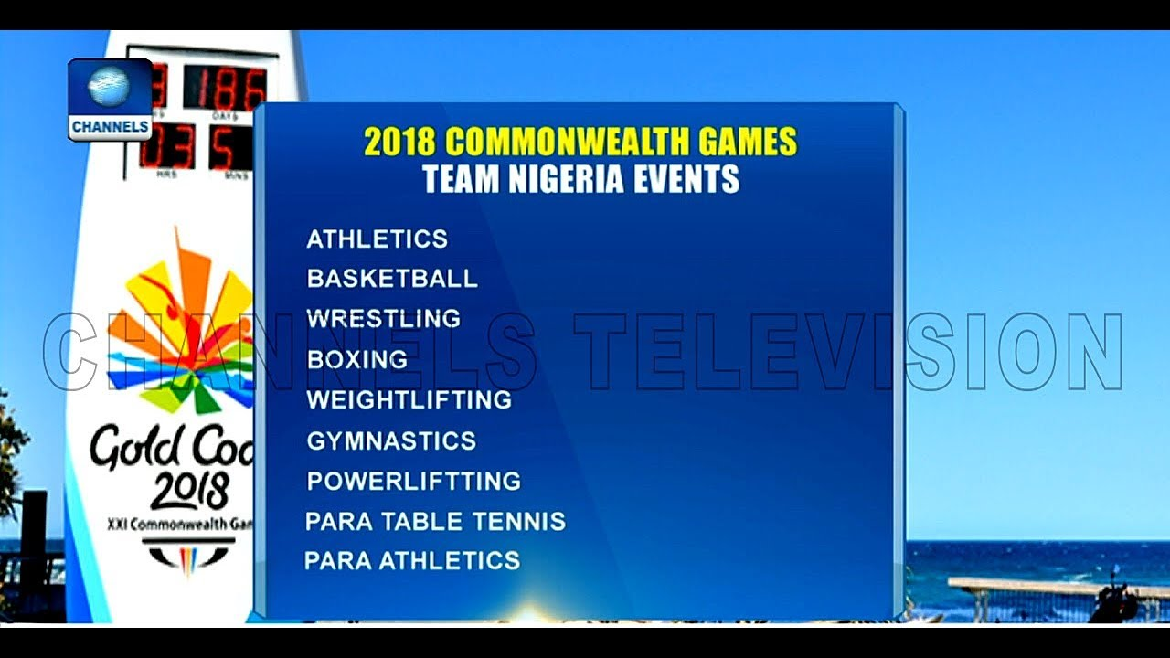 Nigeria To Participate In Nine Sporting Events At Historic 2018 Commonwealth Games |Sports Tonight|