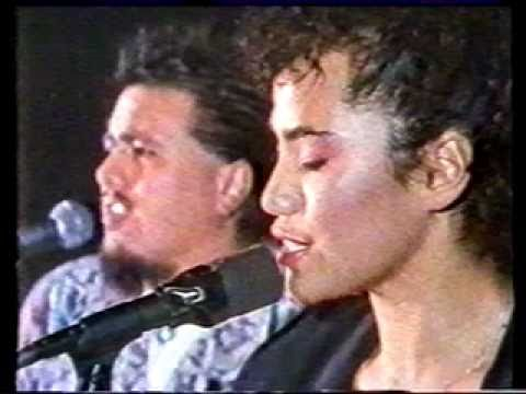 Ardijah - Take A Chance (rare live-in-club 1987 video!!)