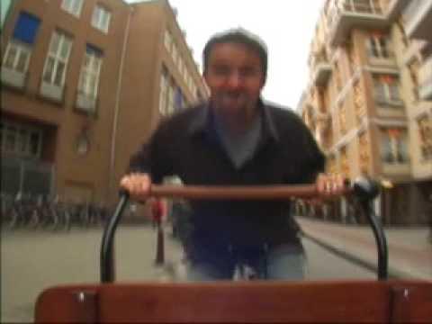 Not Your Average Travel Guide- Shane O - Amsterdam 1. Bikes