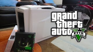 My Awesome Custom Built Gaming Computer For GTA 5 PC & More! (GTA V)