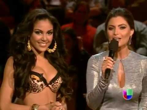 El rostro mas bello es finalista, Nabila Tapia en Pasarela Nuestra Belleza Latina