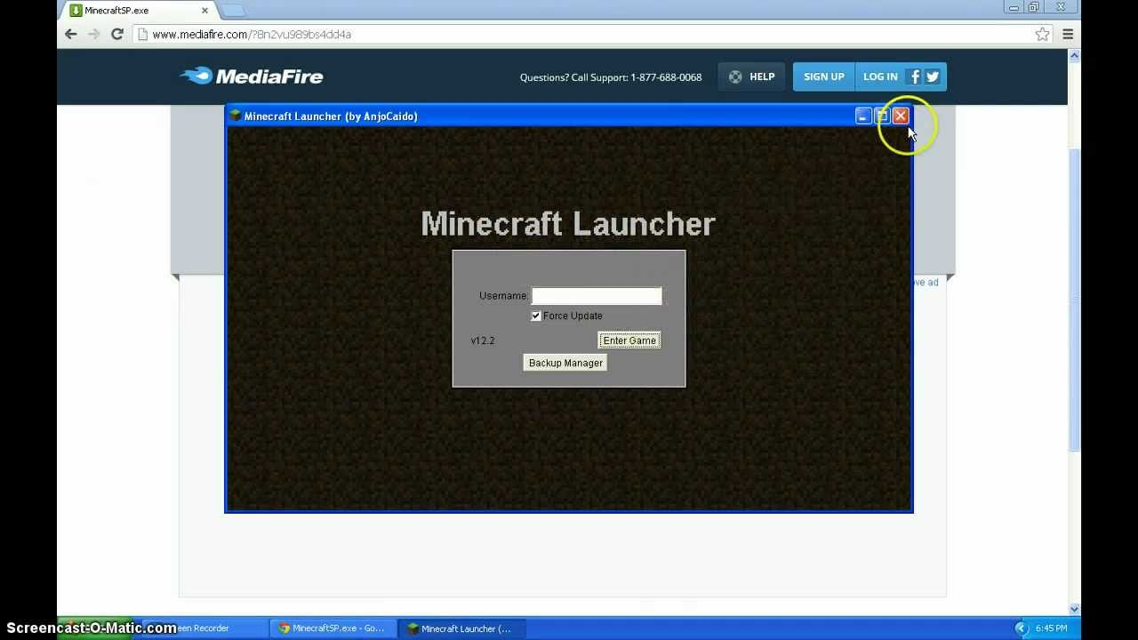 minecraft launcher by anjocaido 1.5 2 download