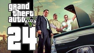 Let's Play GTA V (GTA 5) - EP24 - Neighborhood Shootout