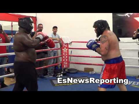 5K to win a sparring session EsNews Boxing Image 1