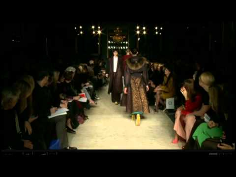 Roksanda Ilincic - London Fashion Week (LFW) - Autumn Winter 2012-2013 - Full Fashion Show