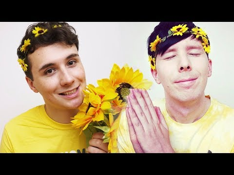World Mental Health Day - Sunshine Danny and Phil in a Cheese Onesie 🧀🌞