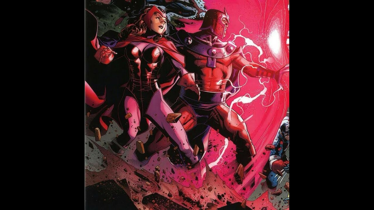 maa scarlet witch amp magneto youtube