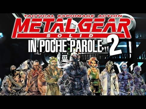 Metal Gear Solid I.P.P. Episodio 2: Liquidi & Solidi