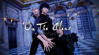 【銀魂 MMD】 虎視眈々(On The Alert)  |  Koshitantan  |
