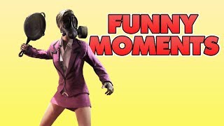 Funny WTF moments #5 - Playerunknown's Battlegrounds PUBG