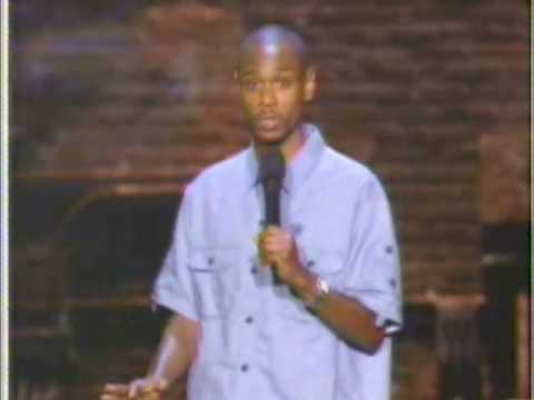 Dave Chappelle - Thong Contest
