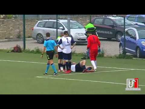 San Ferdinando-Troia 2-0. Tutta la gara con la telecronaca di Antonio Villani