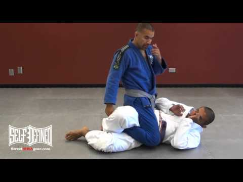 BJJ Top Half Guard Moves - Taking The Back - Brazilian Jiu Jitsu Techniques Image 1