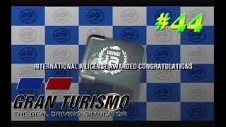 """Gran Turismo 3: A-Spec Прохождение часть 44 """"Лицензия A-International"""""""