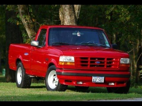 1994 Ford F-150 SVT Lightning on the Dyno - YouTube