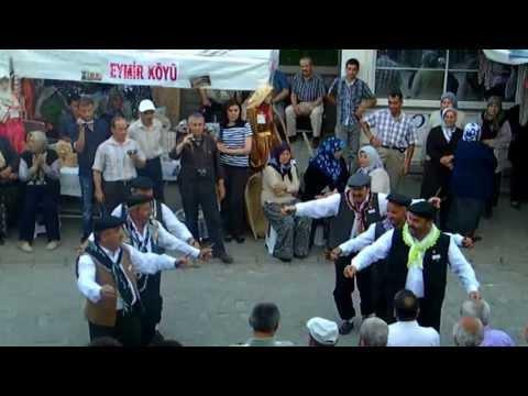 Eymir Köyü Oyun Ekibi Festivalin Gözdesi Oldu
