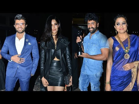 Celebs At Filmfare Awards South 2018