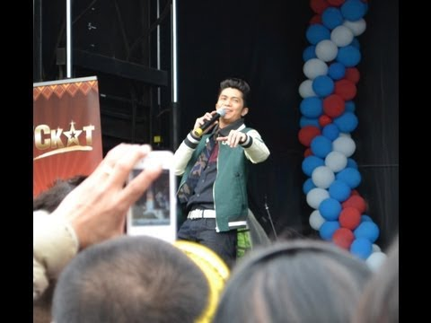 Vhong Navarro at Morden Part 02