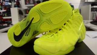 "Nike Air Foamposite Pro ""Volt"" Review"