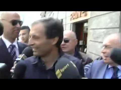 Allegri-Berlusconi, le tappe della rottura