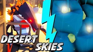 Gefahren in der Goldmine - Desert Skies Gameplay German