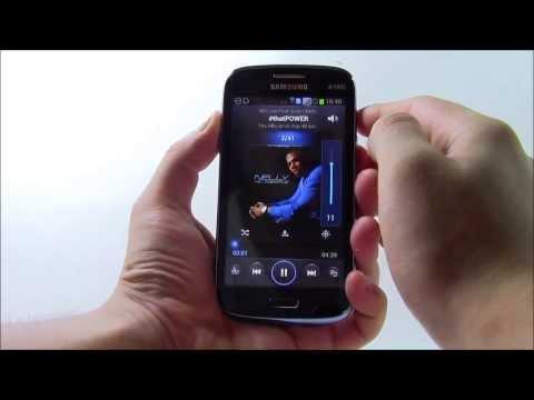 Samsung Galaxy Core I8262 8GB Dual Sim Mobile Cell Phone Unlocked