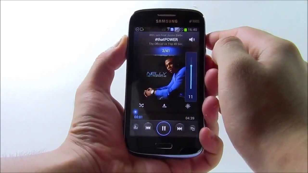 Samsung Galaxy Core I8262 8gb Dual Sim Mobile Cell Phone