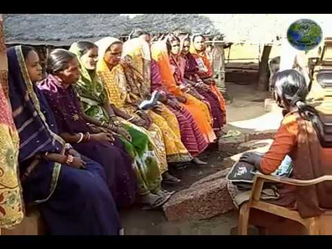 Women Self-Help Groups in Community Development Project (CDP) Orissa HPP India