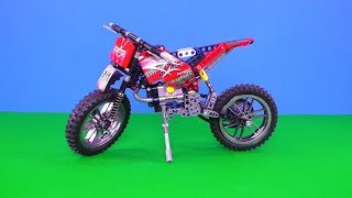 Toy motorbike. Toy motorcycle 🏍️💥🚀