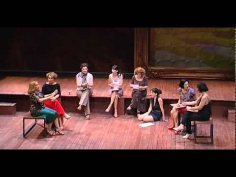 ALMAS ARDIENTES en el Teatro San Martín - Temporada 2014