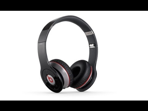 Bluetooth headphones neckband red - Beats Solo HD - headphones with mic Overview